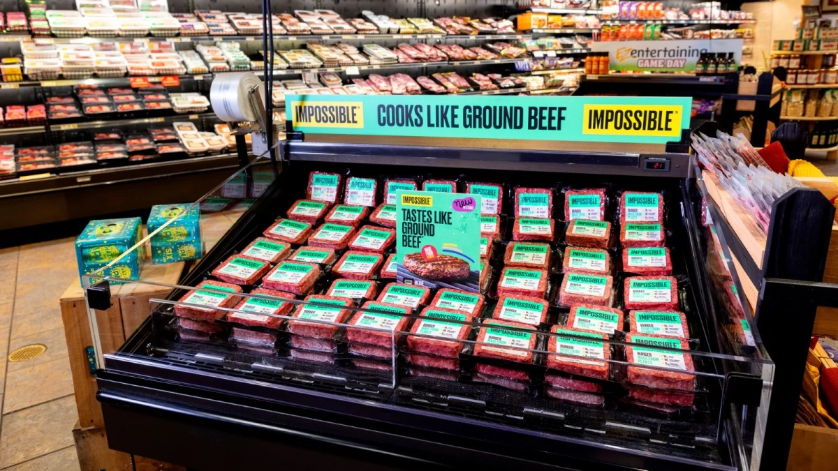 Impossible Foods Slashes Grocery Price Of Plant-Based Meat To Compete With Cost Of Beef