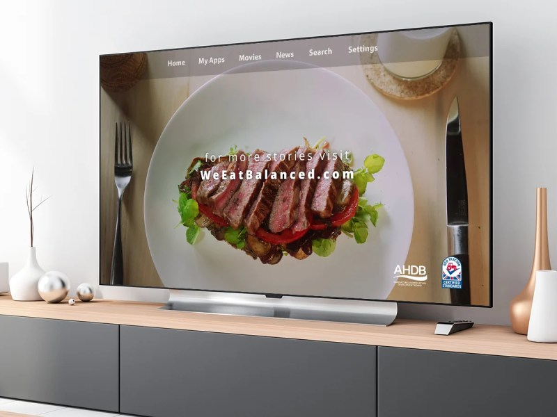 Advertising Standards Authority Receives Complaint Over Pro-Meat TV Ad