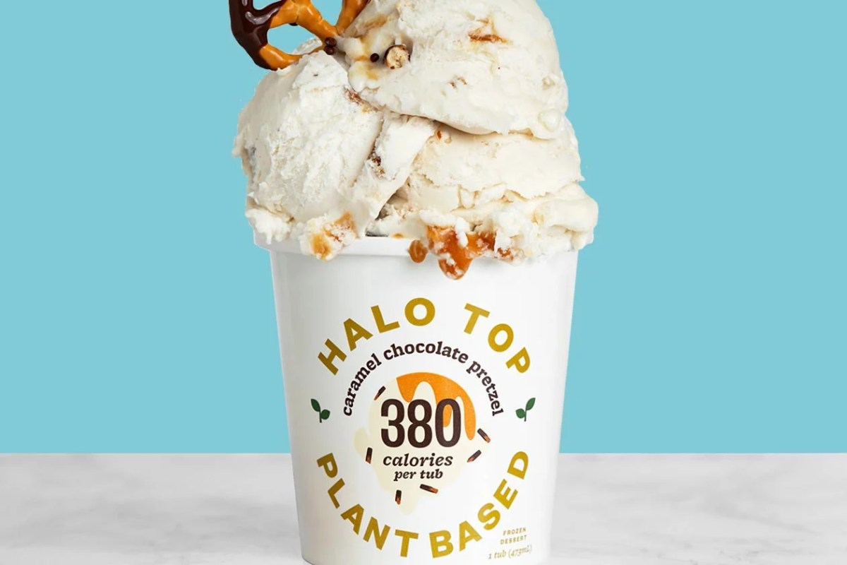 Halo Top Expands Vegan Range With New Plant-Based Ice Creams Made From Oats