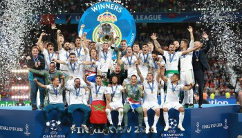 Real Madrid Partners Plant-Based Brand To Reduce Meat Consumption And Promote 'Sustainable Eating Habits'