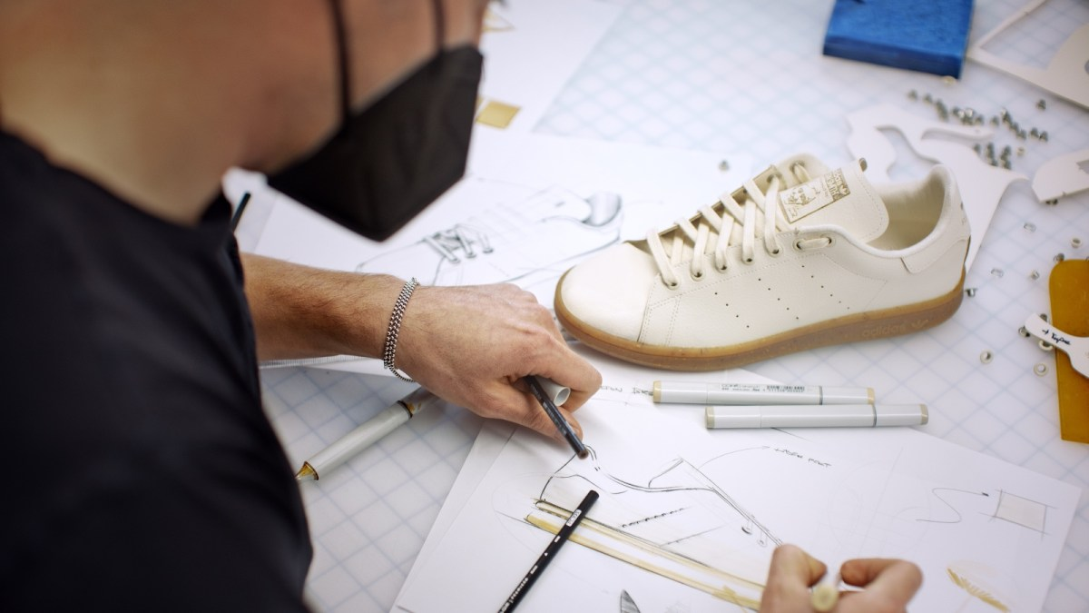 Adidas Launches Iconic Stan Smith Sneakers Made From Vegan Mushroom Leather