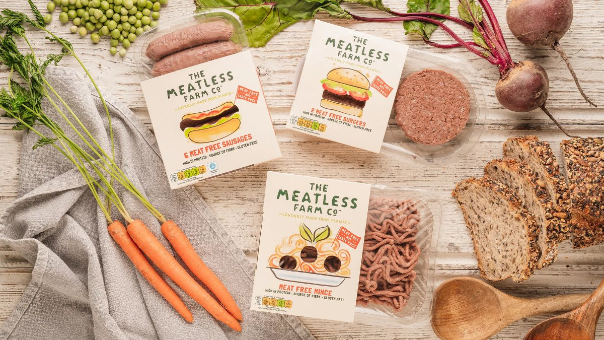 Meatless Farm urges the UK government to encourage the nation to reduce meat consumption in order to help meet new carbon emissions targets