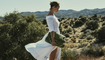 Karl Lagerfeld Launches Vegan Cactus Leather Bag After Ditching Exotic Skins And Fur