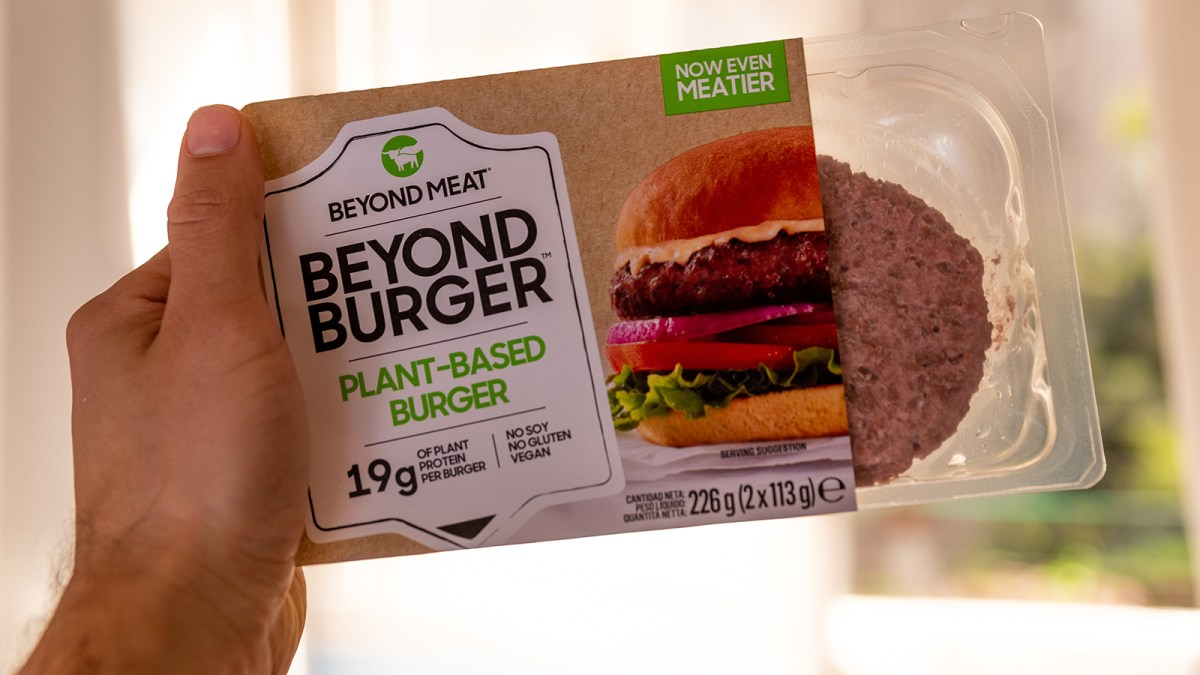 Plant-Based Food Sales In US Exceeded $7 Billion In 2020, Finds New Report