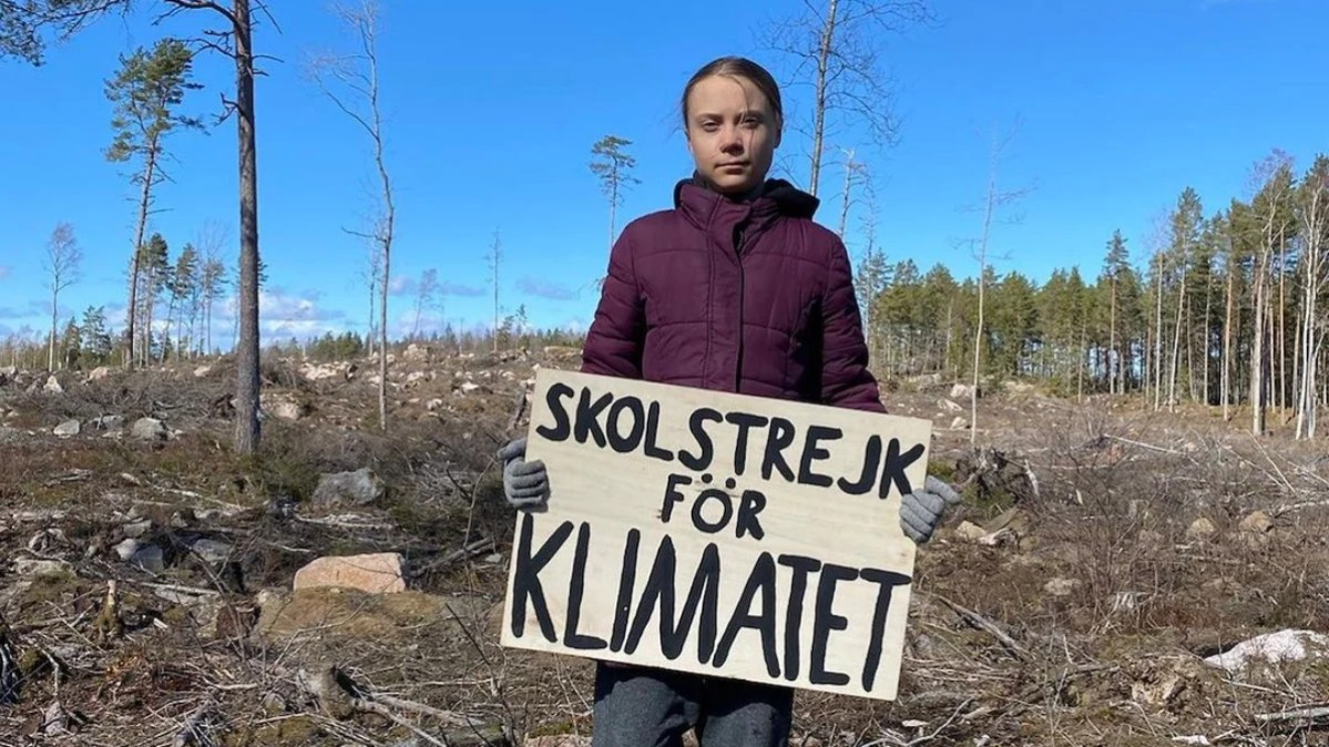 Greta Thunberg released a film on Biodiversity Day calling for an overhaul on the way we treat nature, and in particular, animals