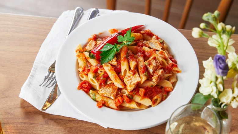 THIS is partnering with Prezzo to launch plant-based meat alternatives in its most popular dishes for the first time