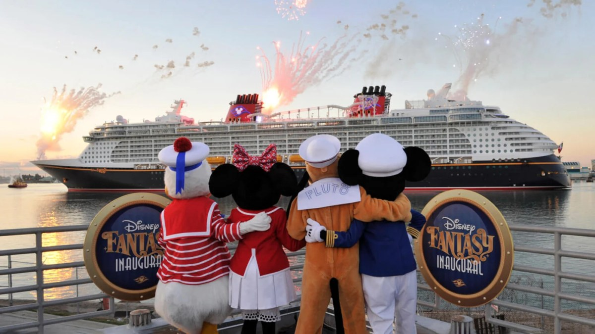 Disney Cruise Line's Latest Ship To Offer Vegan-Inclusive Menus At Every Restaurant