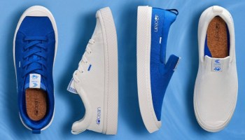 Sustainable sneaker brand Cariuma unveils vegan sneakers that are 'ocean-friendly' and made from recycled plastic