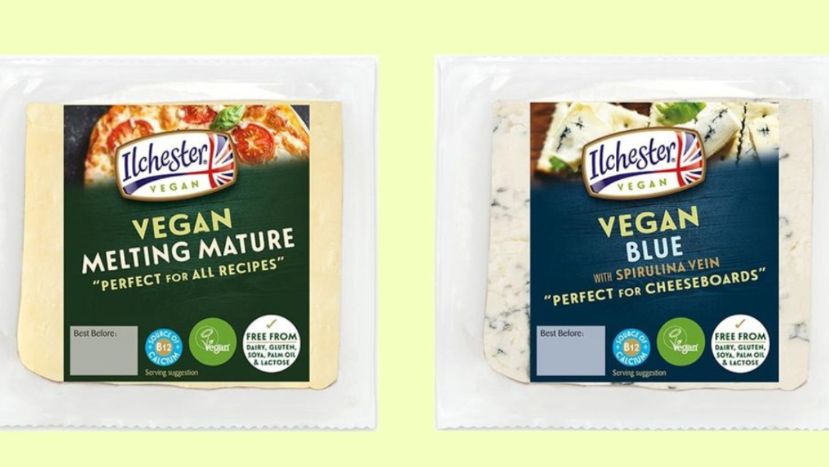 Cheese brand Ilchester is launching two new vegan products under the Norseland portfolio