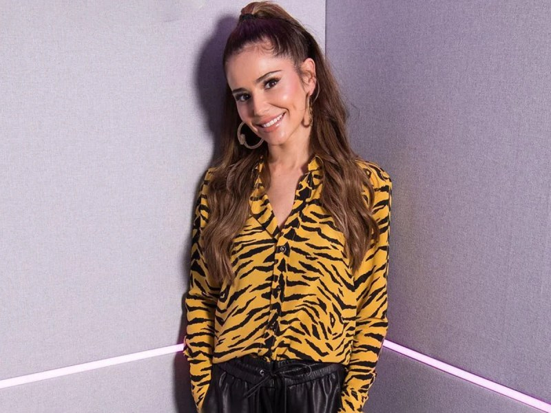 Cheryl Cole Says She 'Naturally' Shifted Towards Plant-Based Food