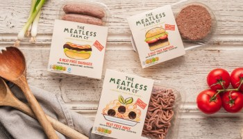 Vegan Food Brand Meatless Farm Opens Up Investments to Consumers