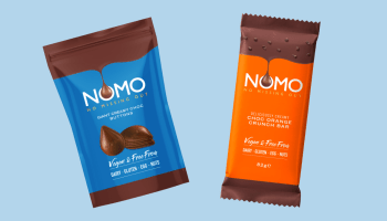 NOMO is launched four new vegan chocolate products
