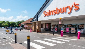 Sainsbury's issues a product recall after one of its Love Your Veg products was found to contain milk, pork, and beef