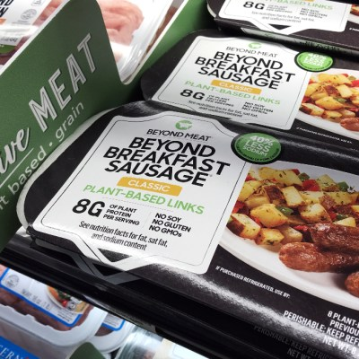 Beyond Meat boss Ethan Brown backs meat tax