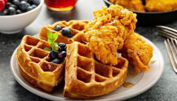 70-Year-Old Waffle Company Eggo Launches Vegan Chicken For First Time