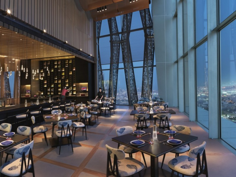 Matthew Kenney and Prince Khaled take plant-based dining to luxury hotel in Kuwait