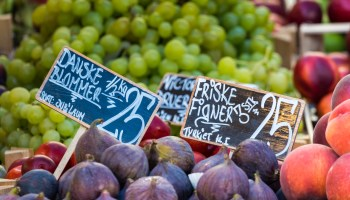 Denmark is ramping up plant-based food production in a new climate policy