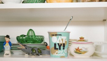 Oatly, Nestlé, and Domino's are unveiling new plant-based products this week