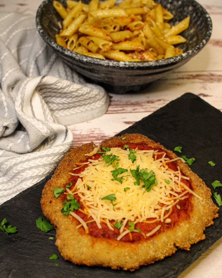 tofu chicken parm