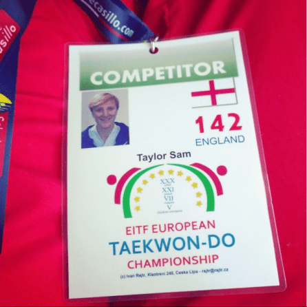 competitor pass