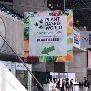Plant Based World Expo 2019