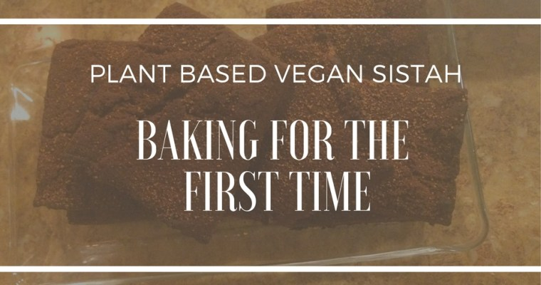 Vegan Baking is it Easy?