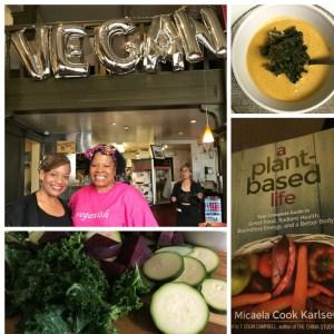 Plant Based Vegan Sistah - Tamko Garner