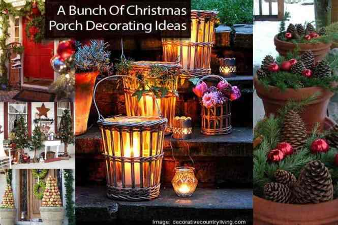 How To Choose Outdoor Animated Christmas Decorations Ening Image Of Front Porch Decoration Using