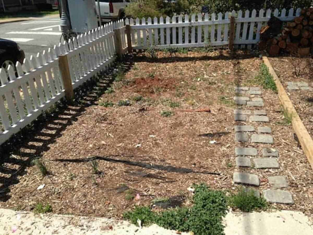 This Front Yard Got A Make Over That Included a Pond! on Front Yard Pond  id=28796