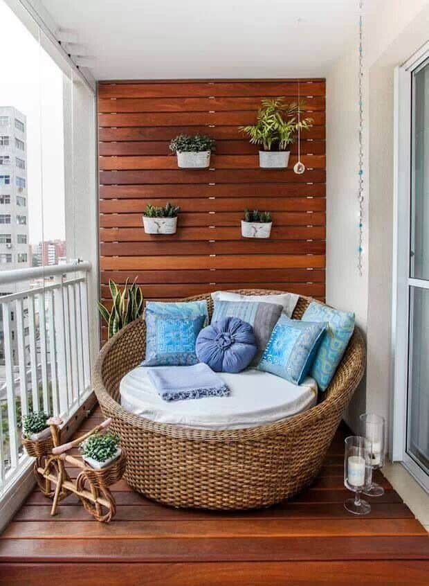 10 Small Balcony Garden Ideas Tips On How To Dress Up Your Balcony