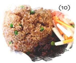 Winter Break Food Adventures   Fried Rice