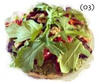 Winter Break Food Adventures   Coolgreens Pizza
