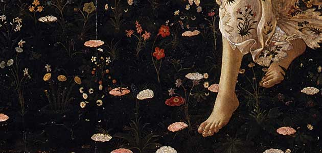 Image result for flowers in renaissance painting