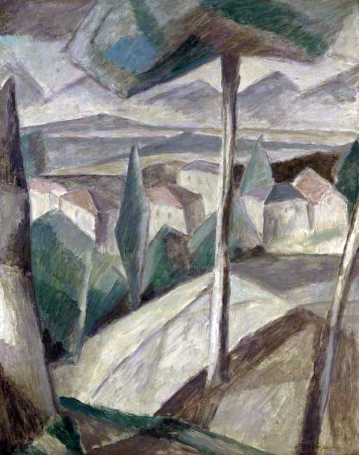 Albert Gleizes The Tree