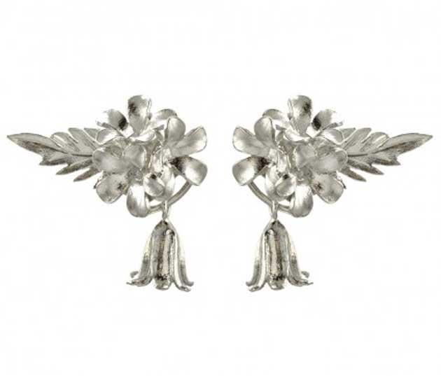 Alex monroe floral jewellery