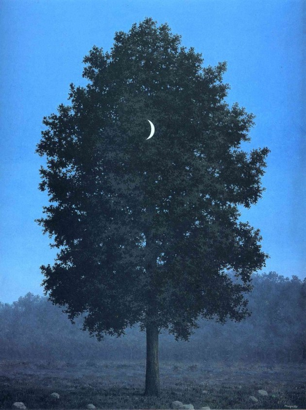 Rene Magritte Completion Date: 1956