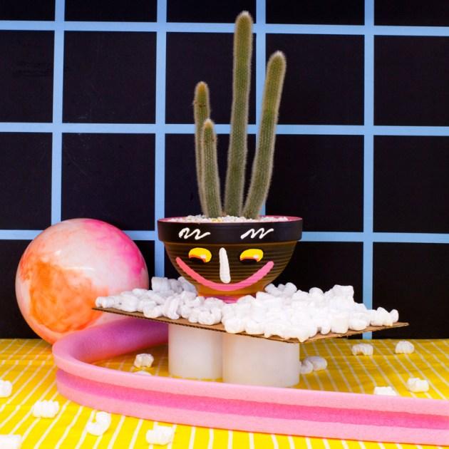 Ben Sanders Cacti Pots