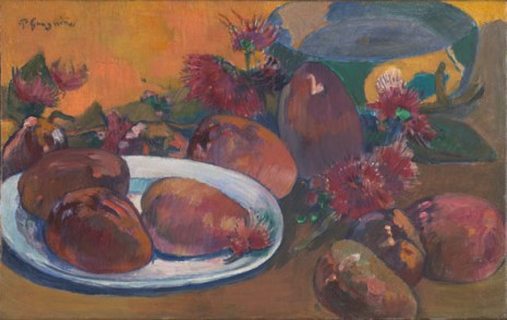 Still Life with mangos