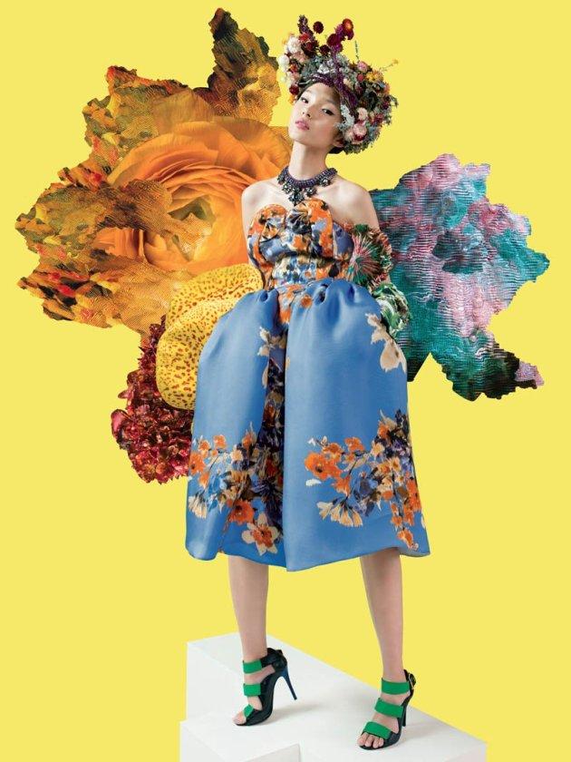 Lane Crawford Botanica campaign