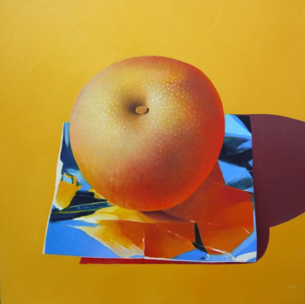 Robert McParland  Fruit  paintings