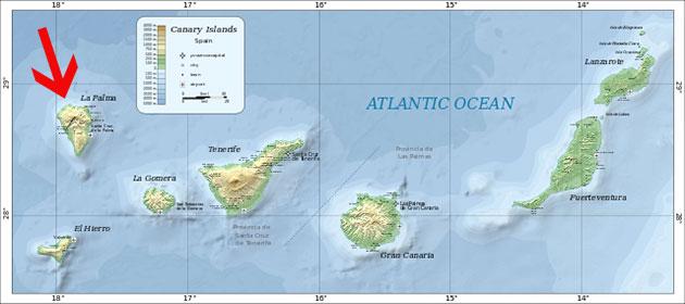 The Canary Island