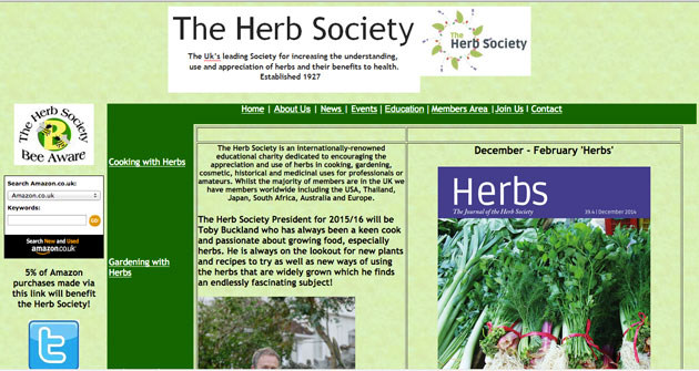 Herb society