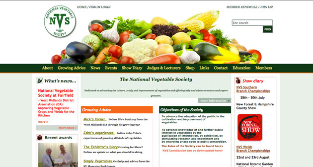 Vegetable society