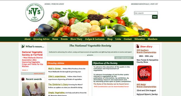 Vegetable society