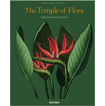 The Temple of Flora Hardcover by Robert John Thornton