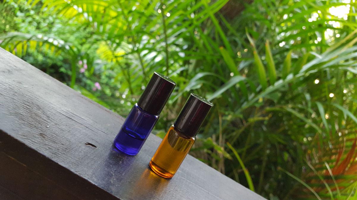 Soigner une sinusite: huile essentielle à la rescousse! (et un roll-on)