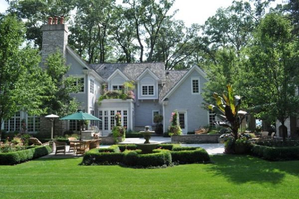 100 Landscaping Ideas for Front Yards and Backyards ... on Beautiful Backyard Landscaping  id=16123