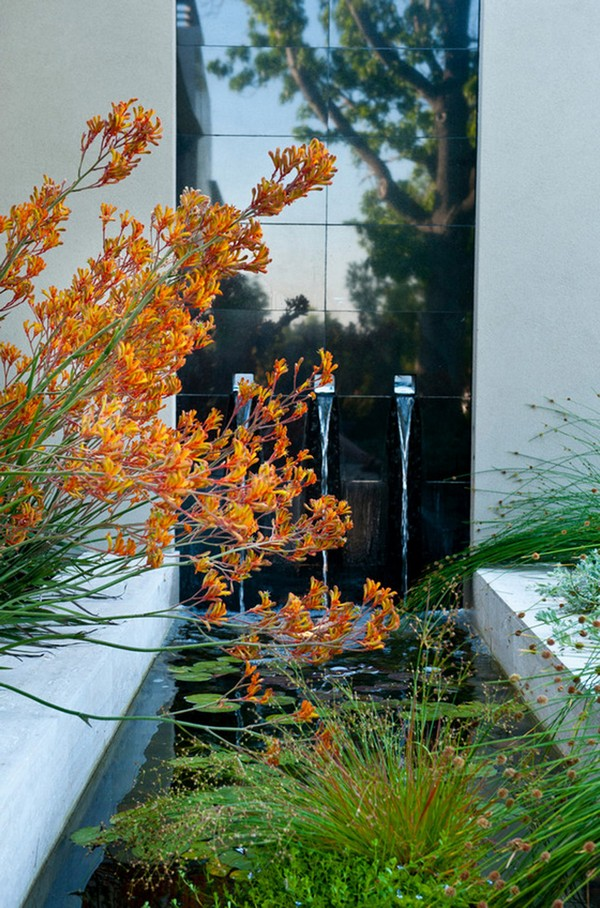 41 Inspiring Garden Water Features with Images - Planted Well on Water Feature Ideas For Patio id=62874