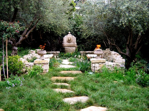 27 Magical Secret Garden Designs - Planted Well on Magical Backyard Ideas id=86174