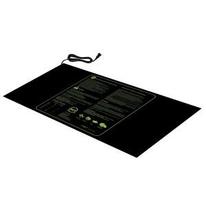 Stor varmeplade til drivhuse 50x120cm – 100Watt